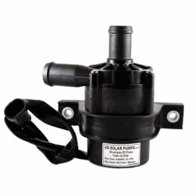 A6 Automotive Pump FRONT