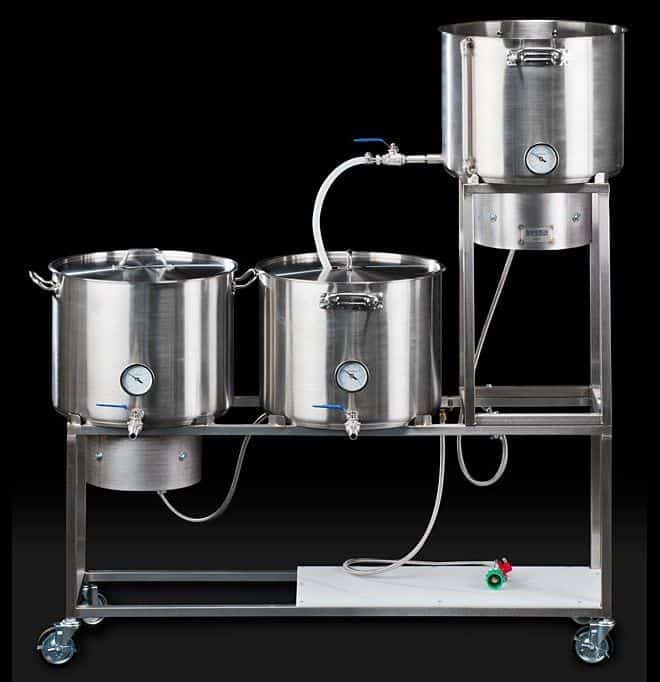 Home Brewing Setup