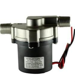 D5 Solar Hot Water Pump TD5 Front