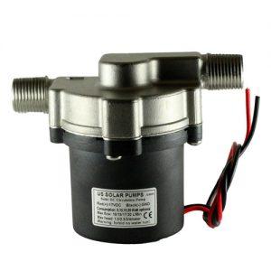 D5 Solar Hot Water Pump TD5 Front