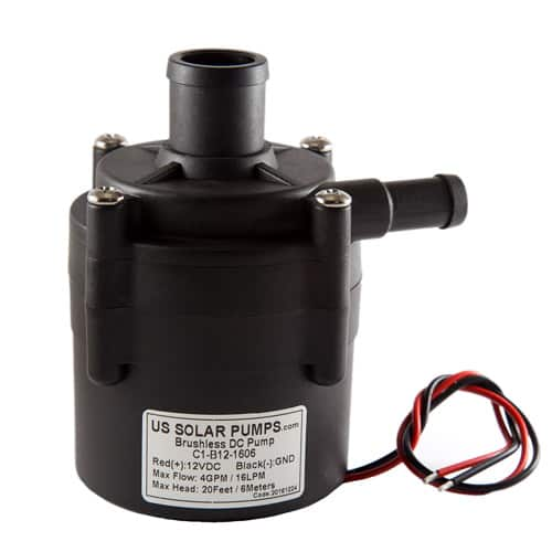 US solar pumps