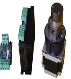 200 Series Magnetic Drive Step Motor w Controller